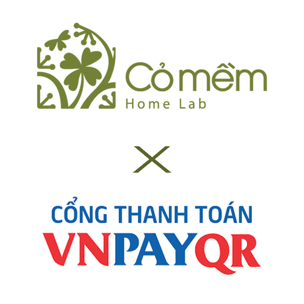 Cỏ Mềm hợp tác cùng VnPay - Ra mắt với ưu đãi 5% cho mọi hóa đơn thanh toán tại Cửa hàng trong tháng 7-8 này